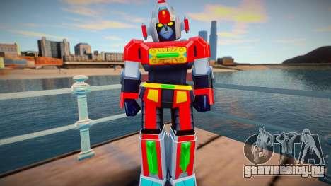 Super Robot Taisen Daimos для GTA San Andreas