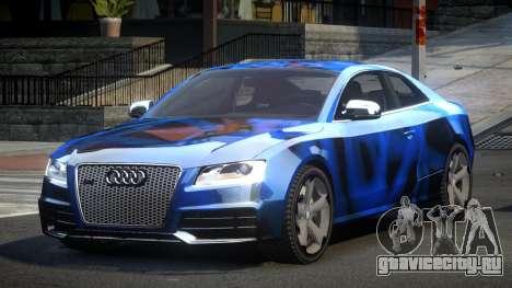Audi RS5 BS-U S10 для GTA 4