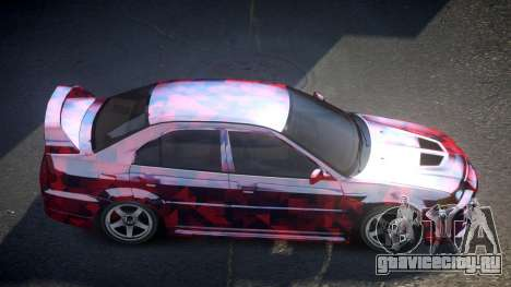 Mitsubishi Lancer VI U-Style S9 для GTA 4