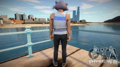 Guy 38 from GTA Online для GTA San Andreas