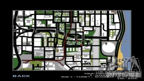 Текстуры бара Ten Green Bottles для GTA San Andreas