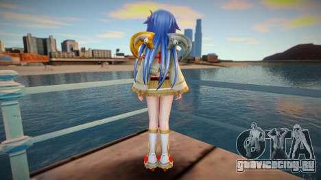 Megadimension Neptunia Collab - Nitroplus v4 для GTA San Andreas