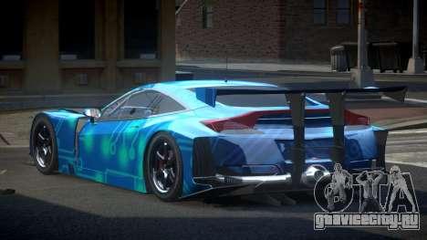Honda HSV US S8 для GTA 4