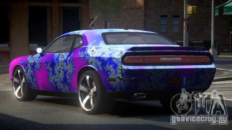 Dodge Challenger SRT GS-U S3 для GTA 4