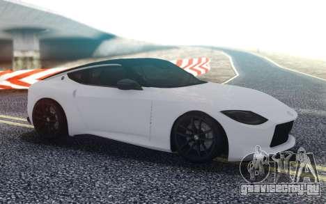 Nissan 400Z для GTA San Andreas