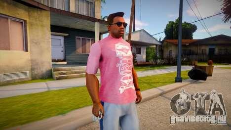New T-Shirt - tshirtmaddgrey для GTA San Andreas