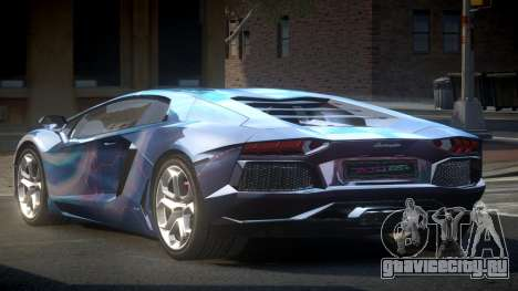 Lamborghini Aventador BS LP700 PJ8 для GTA 4
