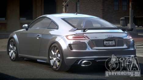 Audi TT U-Style для GTA 4
