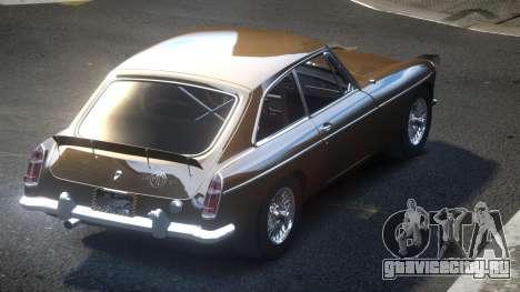 MG MGB GT U-Style для GTA 4