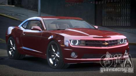 Chevrolet Camaro BS-U для GTA 4
