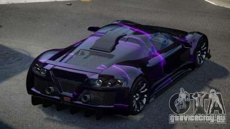 Gumpert Apollo U-Style S7 для GTA 4