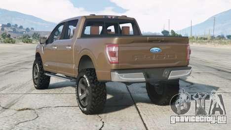Ford F-150 XLT SuperCrew 2021