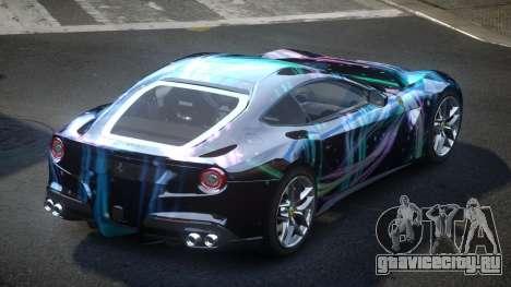 Ferrari F12 BS Berlinetta S2 для GTA 4