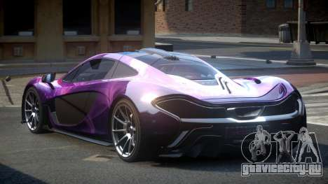 McLaren P1 ERS S4 для GTA 4