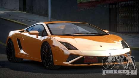 Lamborghini Gallardo IRS для GTA 4