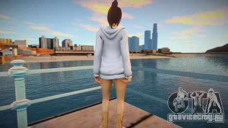 Haruka Sawamura - Yakuza 5 v3 для GTA San Andreas