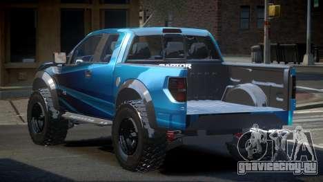 Ford F-150 Raptor GS S3 для GTA 4