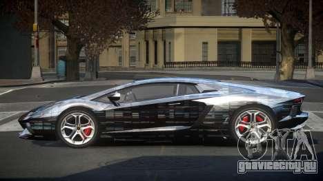 Lamborghini Aventador BS LP700 PJ10 для GTA 4
