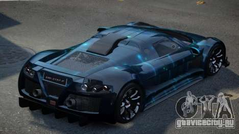 Gumpert Apollo U-Style S9 для GTA 4