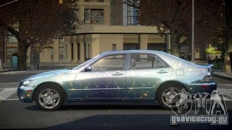 Lexus IS300 U-Style S5 для GTA 4