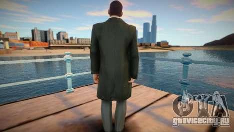Американец в пальто 3 для GTA San Andreas