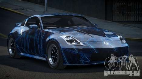 Nissan 350Z iSI S6 для GTA 4