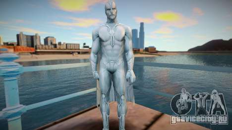 White Vision skin для GTA San Andreas