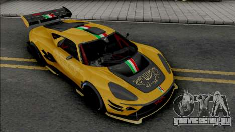 ATS RR Turbo для GTA San Andreas