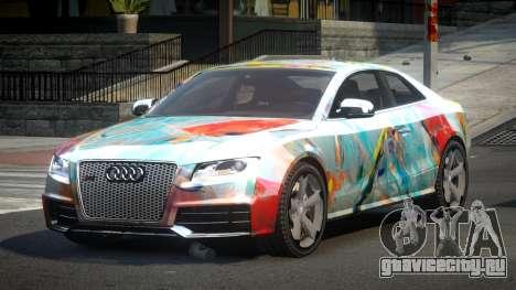 Audi RS5 BS-U S6 для GTA 4