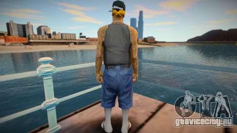 New Lsv3 skin для GTA San Andreas