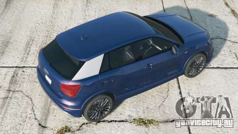 Audi Q2 TFSI S line 2018〡add-on