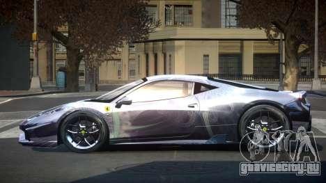 Ferrari 458 SP U-Style S8 для GTA 4