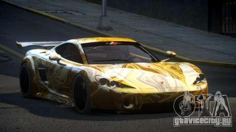 Ascari A10 BS-U S4 для GTA 4