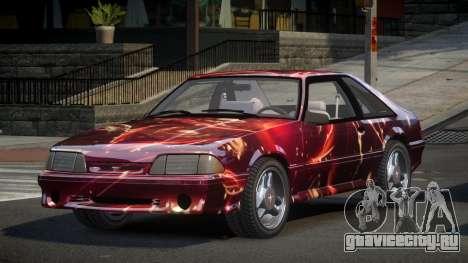 Ford Mustang SVT 90S S6 для GTA 4