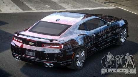 Chevrolet Camaro GS-R S10 для GTA 4