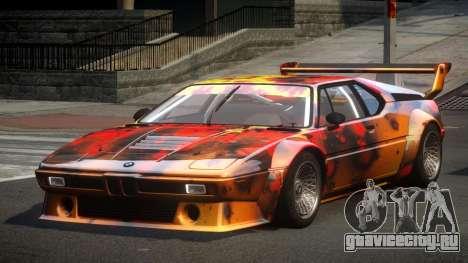 BMW M1 IRS S7 для GTA 4