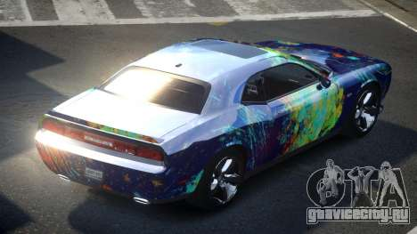 Dodge Challenger SP 392 S4 для GTA 4