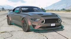 Ford Mustang RTR Spec 5 2018〡add-on v1.5 для GTA 5