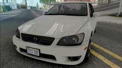 Lexus IS300 (SA Lights)
