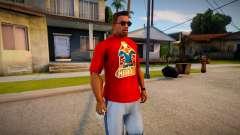 New T-Shirt - bandits для GTA San Andreas