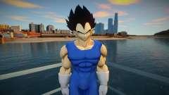 Majin Vegeta skin для GTA San Andreas