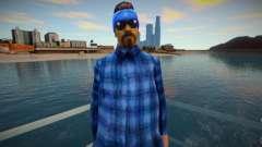 New sfr2 skin для GTA San Andreas