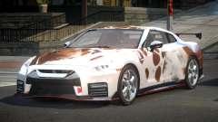 Nissan GT-R GS-S S2 для GTA 4