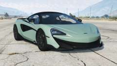 McLaren 600LT 2018〡add-on v2.0 для GTA 5