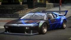 BMW M1 IRS S4 для GTA 4