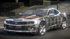 Chevrolet Camaro BS-U S6 для GTA 4