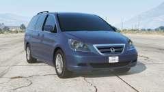 Honda Odyssey (RL3) 2005〡add-on для GTA 5
