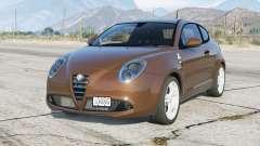 Alfa Romeo MiTo Quadrifoglio Verde (955) 2014 v2.5 для GTA 5