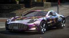 Aston Martin BS One-77 S7 для GTA 4