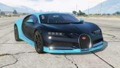 Bugatti Chiron 2016 v3.0 для GTA 5